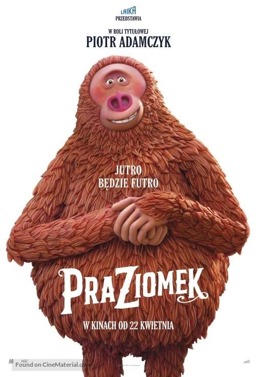 Missing Link - Polish Movie Poster