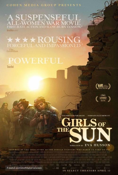 Les filles du soleil - Movie Poster
