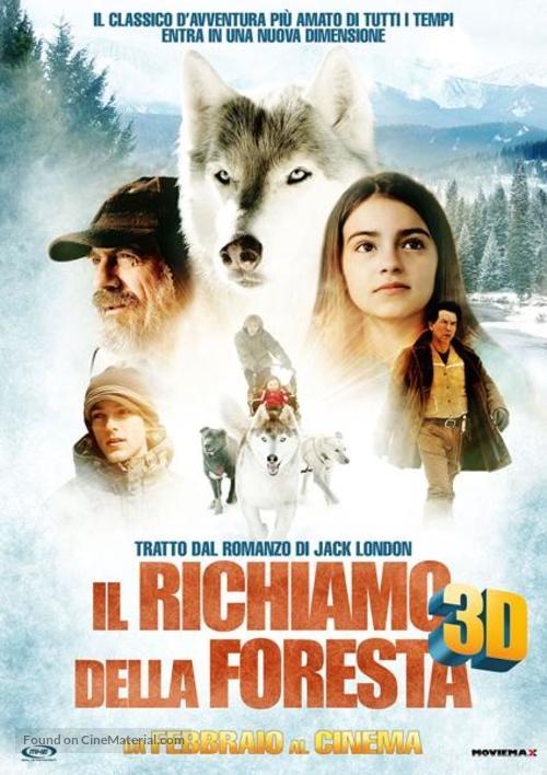 Call of the Wild - Italian Movie Poster