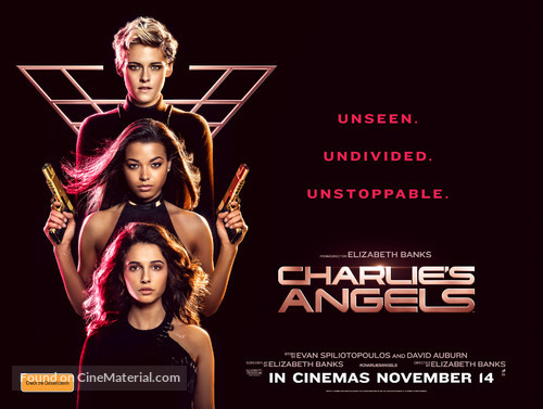 Charlie's Angels - Australian Movie Poster
