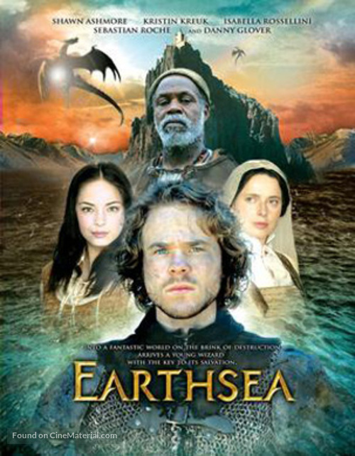 """Legend of Earthsea"" - Movie Poster"