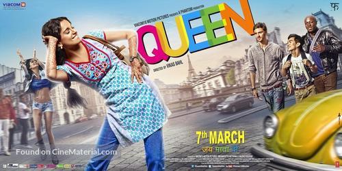 Queen - Indian Movie Poster