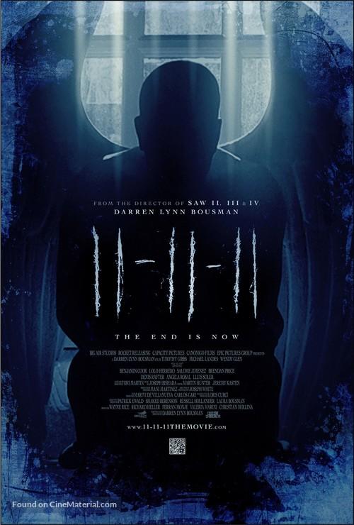 11 11 11 - Movie Poster