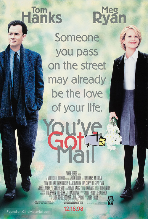 You've Got Mail - Movie Poster