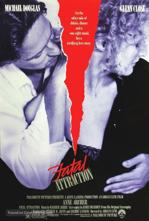 Fatal Attraction - Movie Poster