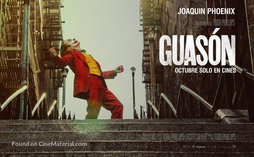 Joker - Argentinian Movie Poster