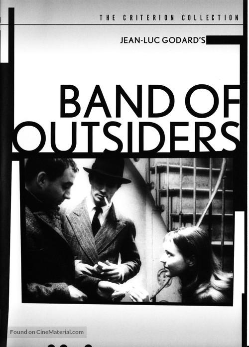 Bande à part - DVD cover