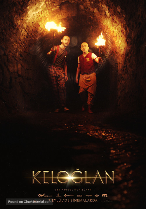 Keloglan - Turkish Movie Poster
