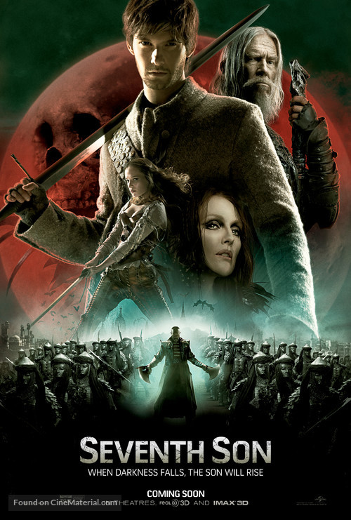 Seventh Son - Movie Poster