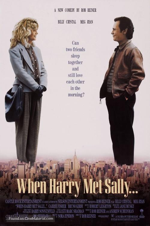 When Harry Met Sally... - Movie Poster