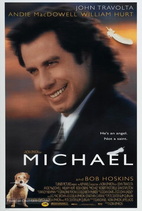 Michael - Movie Poster