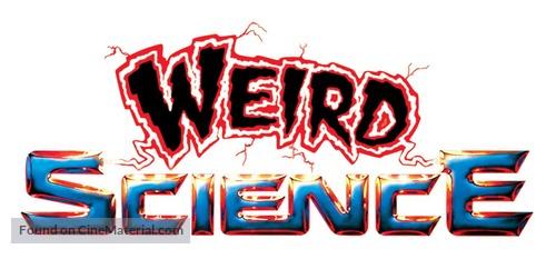 Weird Science - Logo
