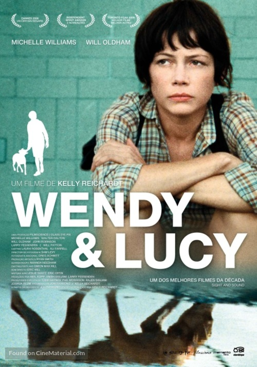 Wendy and Lucy - Portuguese Movie Poster