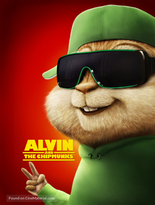 Alvin and the Chipmunks - Movie Poster