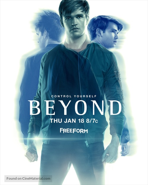 """Beyond"" - Movie Poster"