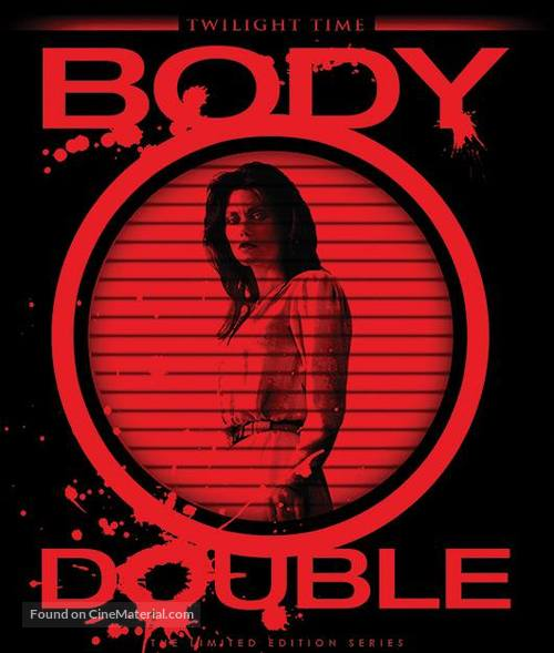 Body Double - Blu-Ray cover