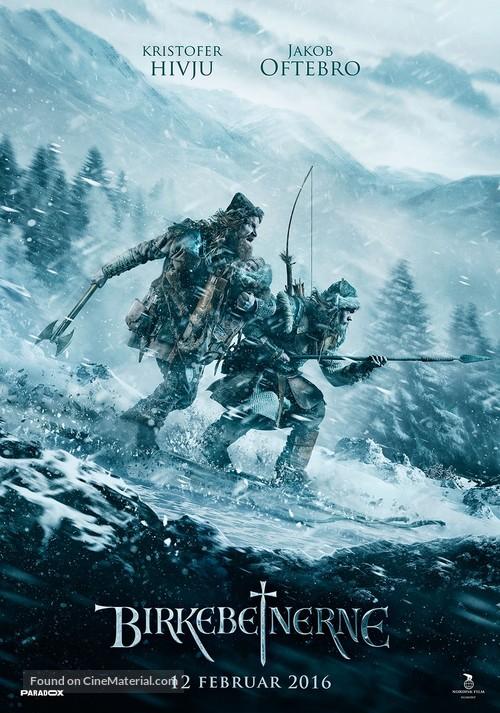 Birkebeinerne - Norwegian Movie Poster