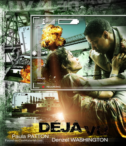 Deja Vu - Movie Cover