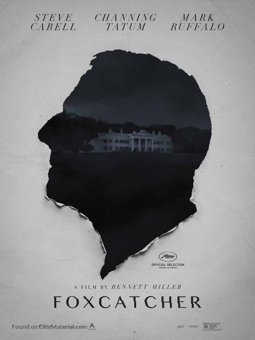 Foxcatcher - Movie Poster