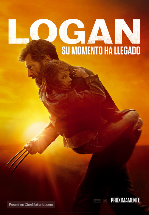 Logan - Spanish Movie Poster