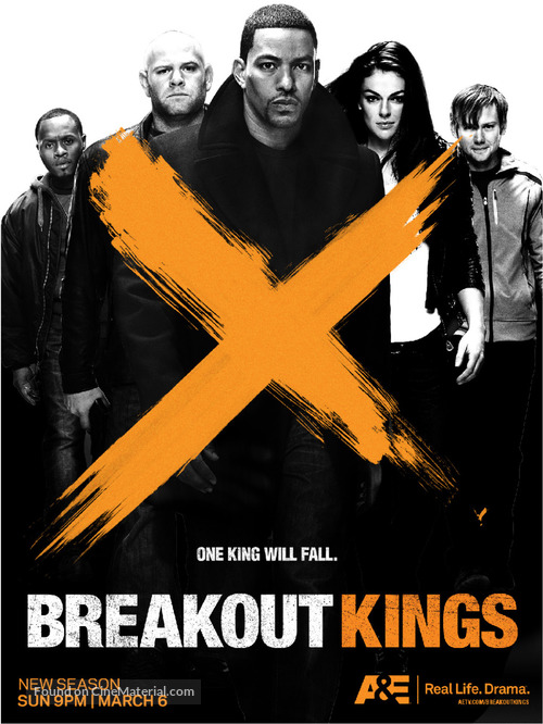 """Breakout Kings"" - Movie Poster"