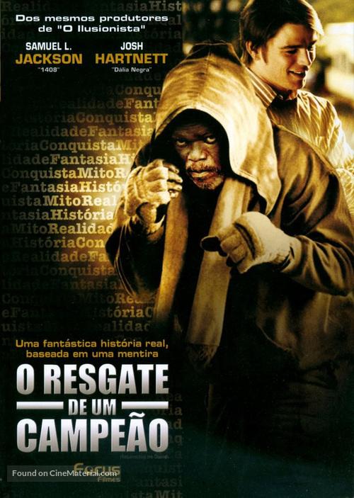 Resurrecting the Champ - Brazilian Movie Cover