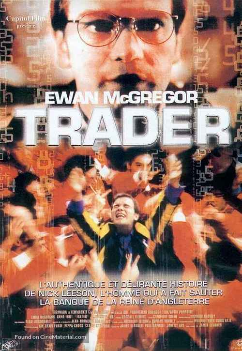 Rogue Trader - French Movie Poster