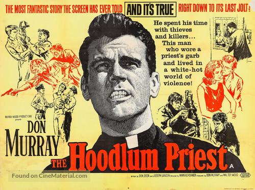 Hoodlum Priest - Movie Poster