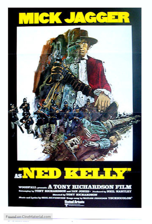 Ned Kelly - Movie Poster