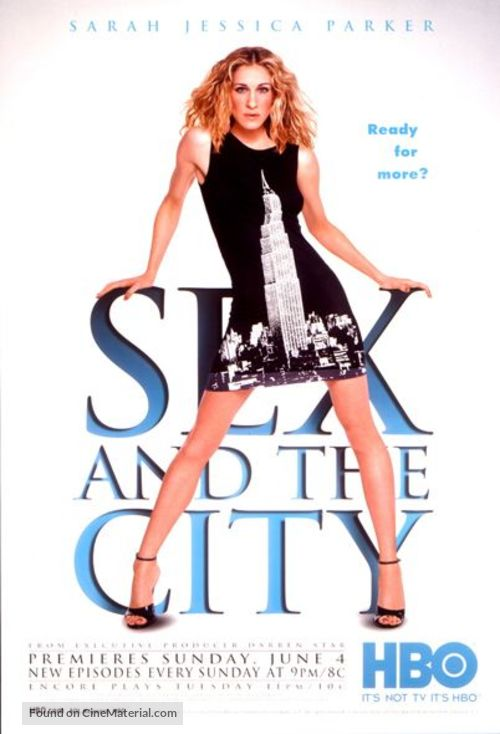 Sex and the city tune