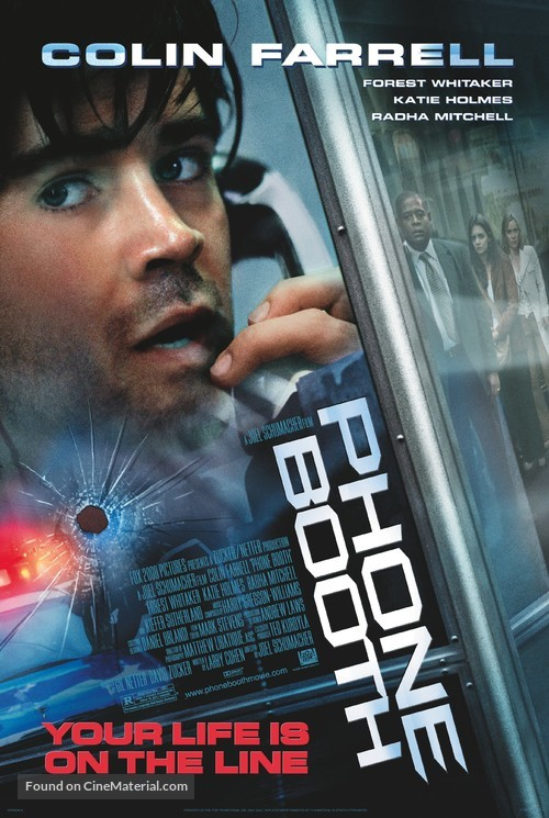 Phone Booth - Movie Poster