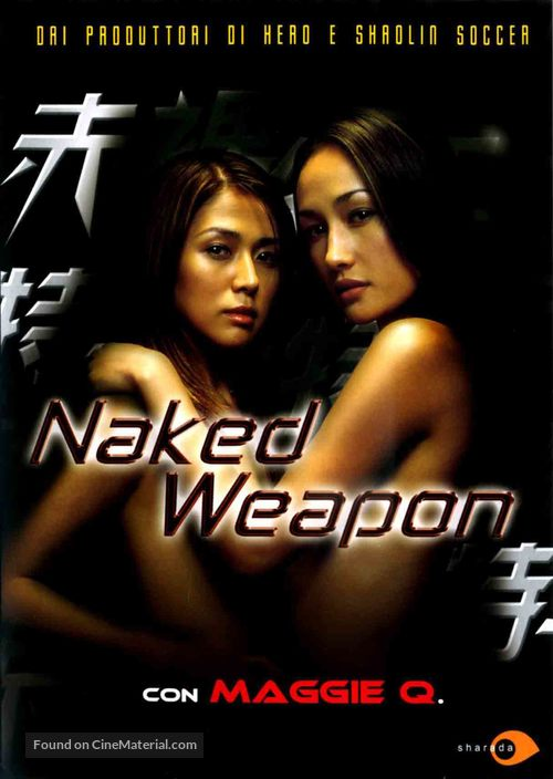[18+] Naked Weapon 2002 Hindi Dual Audio 720p 750MB BluRay