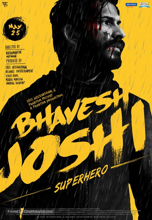 Bhavesh Joshi Superhero Full Movie HD 2018
