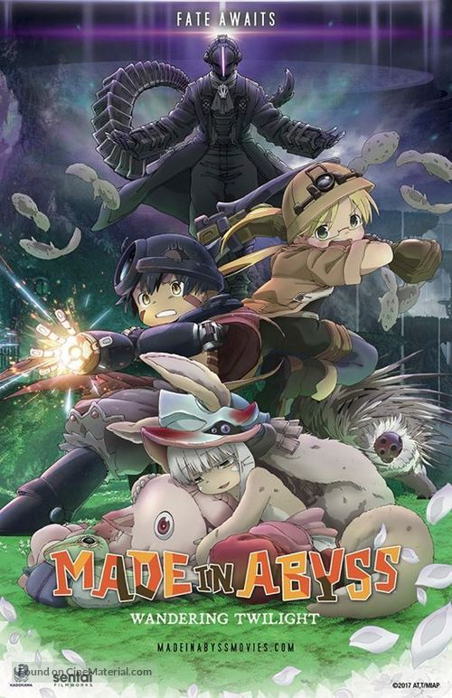 Made in Abyss: Hôrô Suru Tasogare - Movie Poster