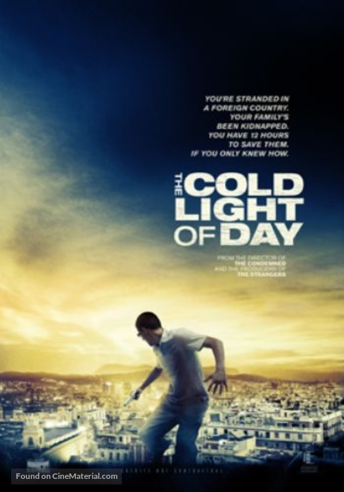 The Cold Light of Day - Movie Poster