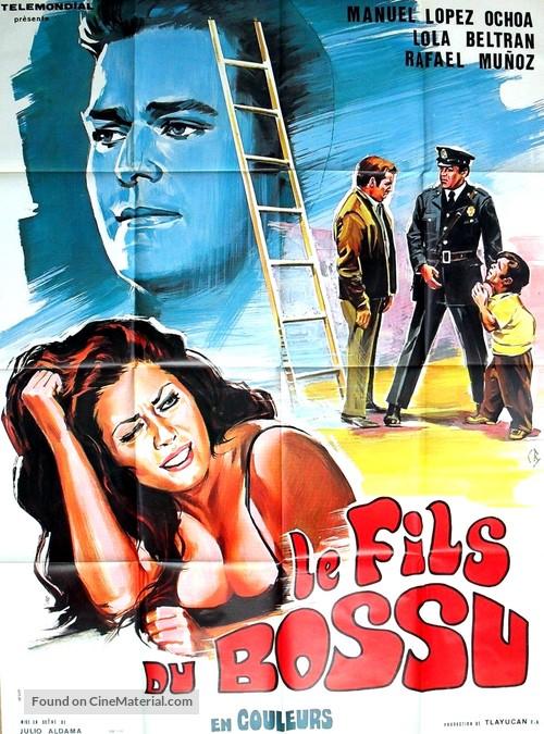 Padre nuestro que estas en la tierra - French Movie Poster