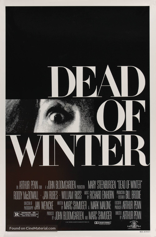 Dead of Winter - Movie Poster