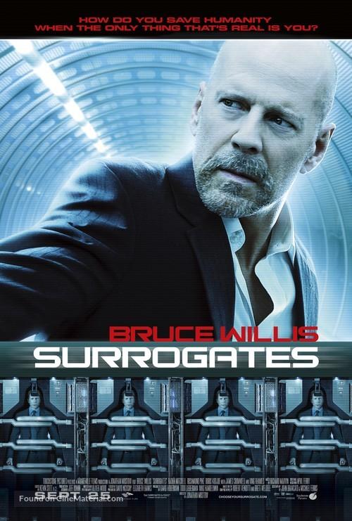 Surrogates - Movie Poster