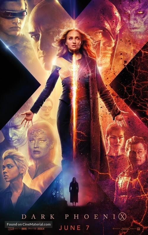 X-Men: Dark Phoenix - Movie Poster