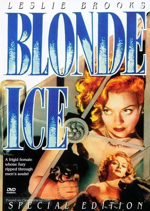 Blonde Ice - DVD movie cover