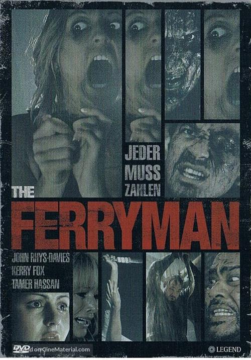 The Ferryman - German DVD cover