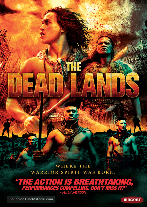 The Dead Lands - DVD movie cover