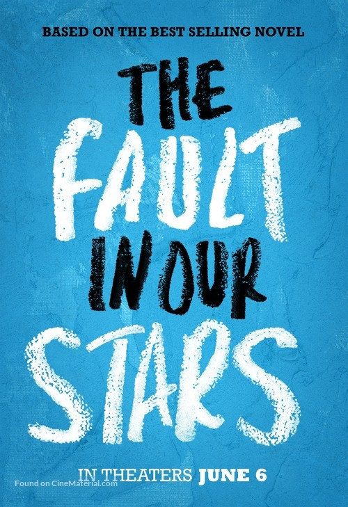 The Fault in Our Stars - Movie Poster