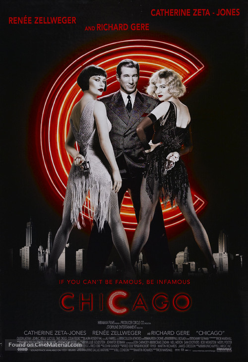 Chicago - Movie Poster