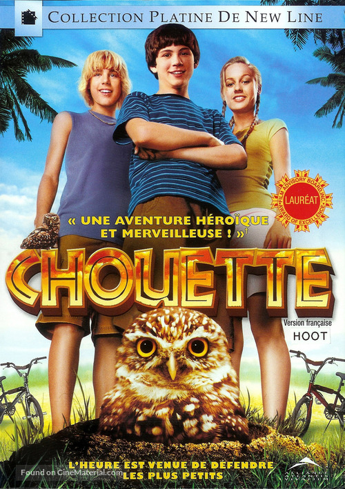Hoot - French Movie Cover