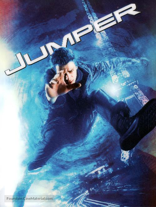 Jumper - DVD movie cover