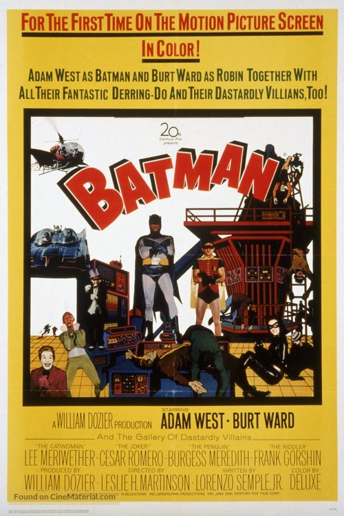 Batman - Movie Poster