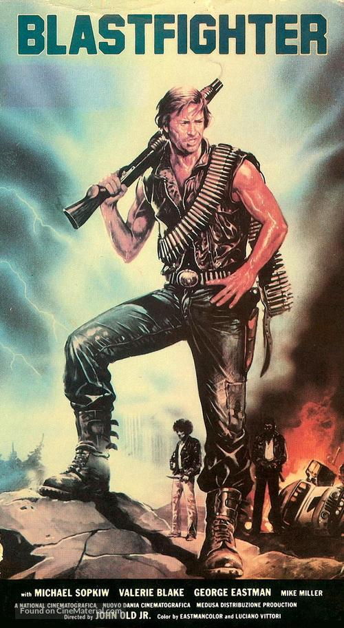 Blastfighter - VHS cover