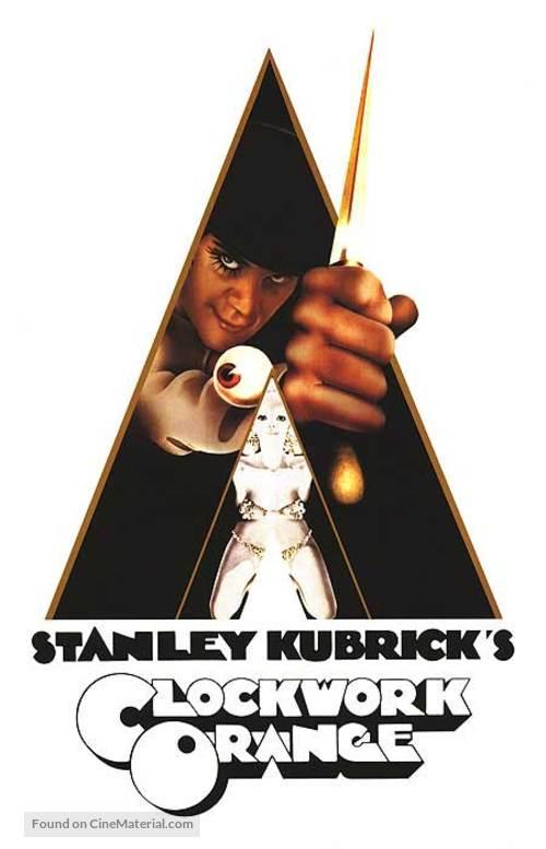 A Clockwork Orange - Movie Poster