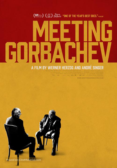 Meeting Gorbachev - Movie Poster